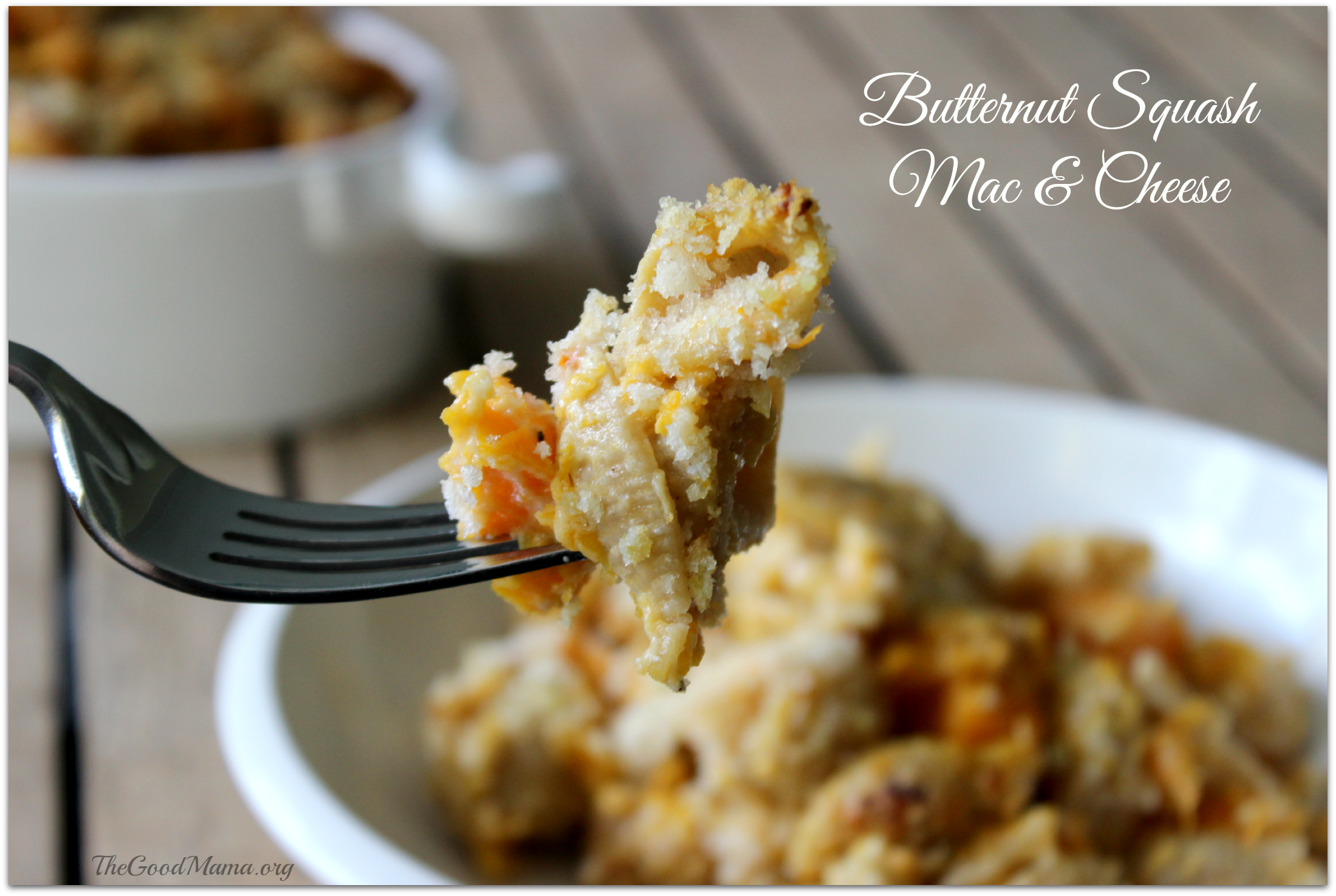 Butternut Squash Mac & Cheese Recipe
