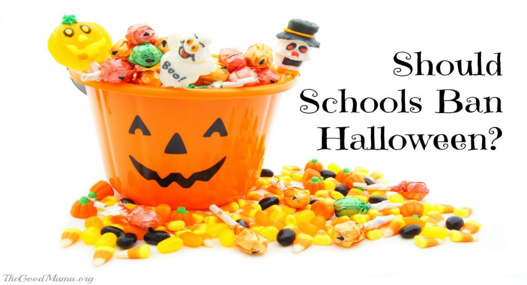 Should Schools Ban Halloween?