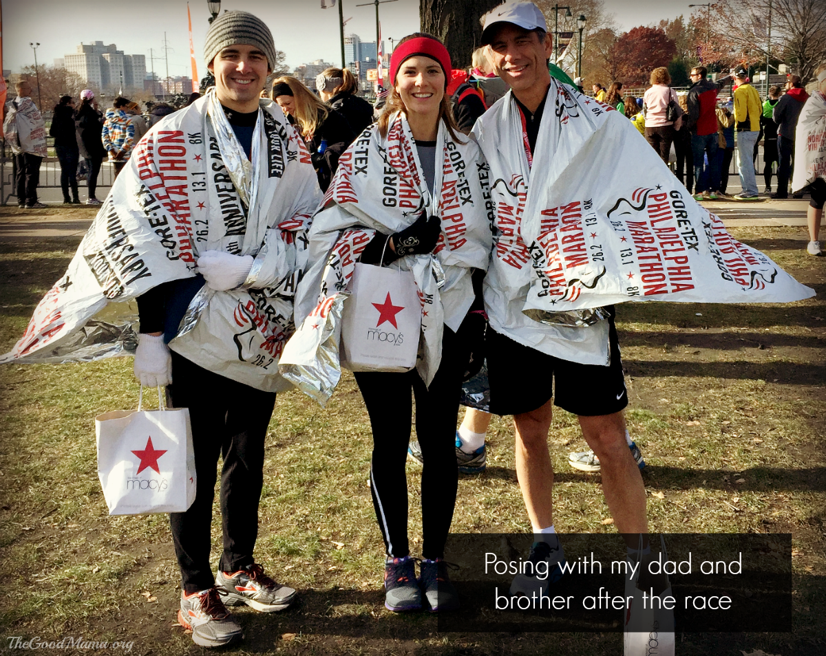 9 Ways Running a Half Marathon is like Childbirth