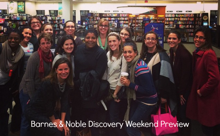Barnes and Noble Discovery Weekend Preview