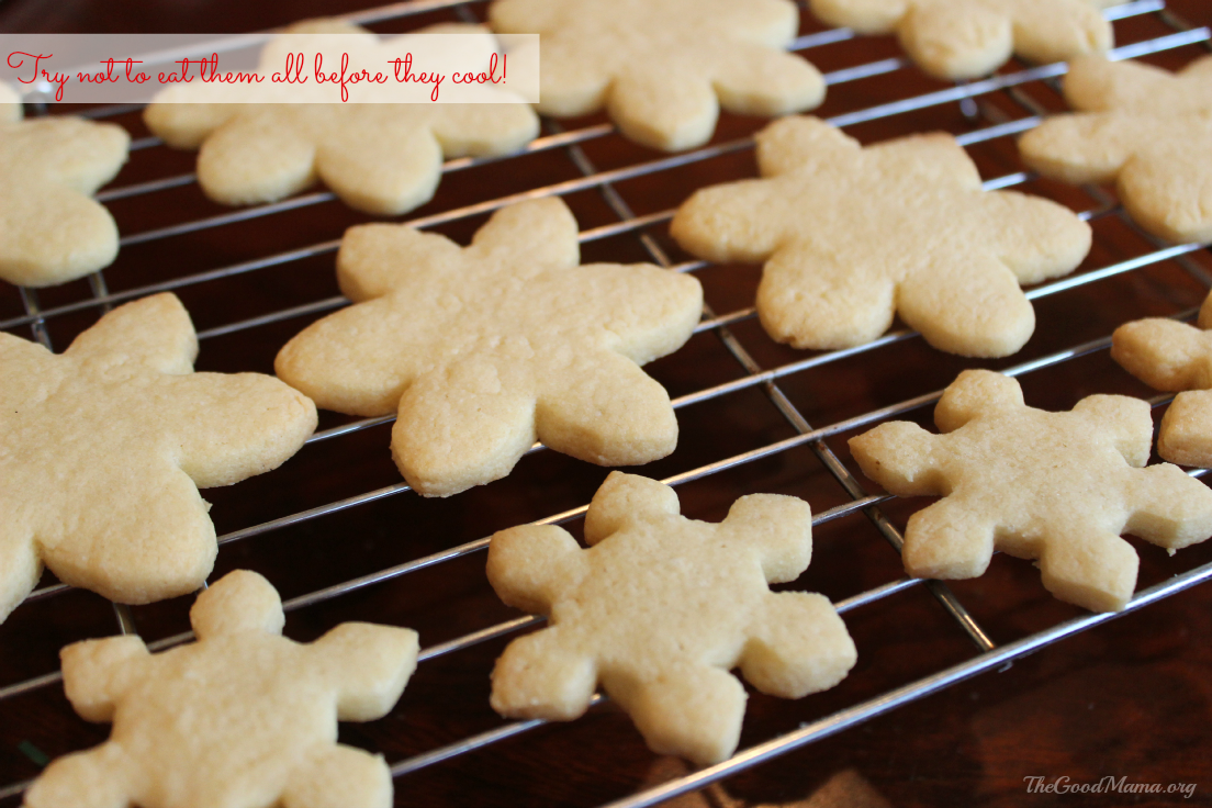 The BEST sugar cookie recipe EVER!!