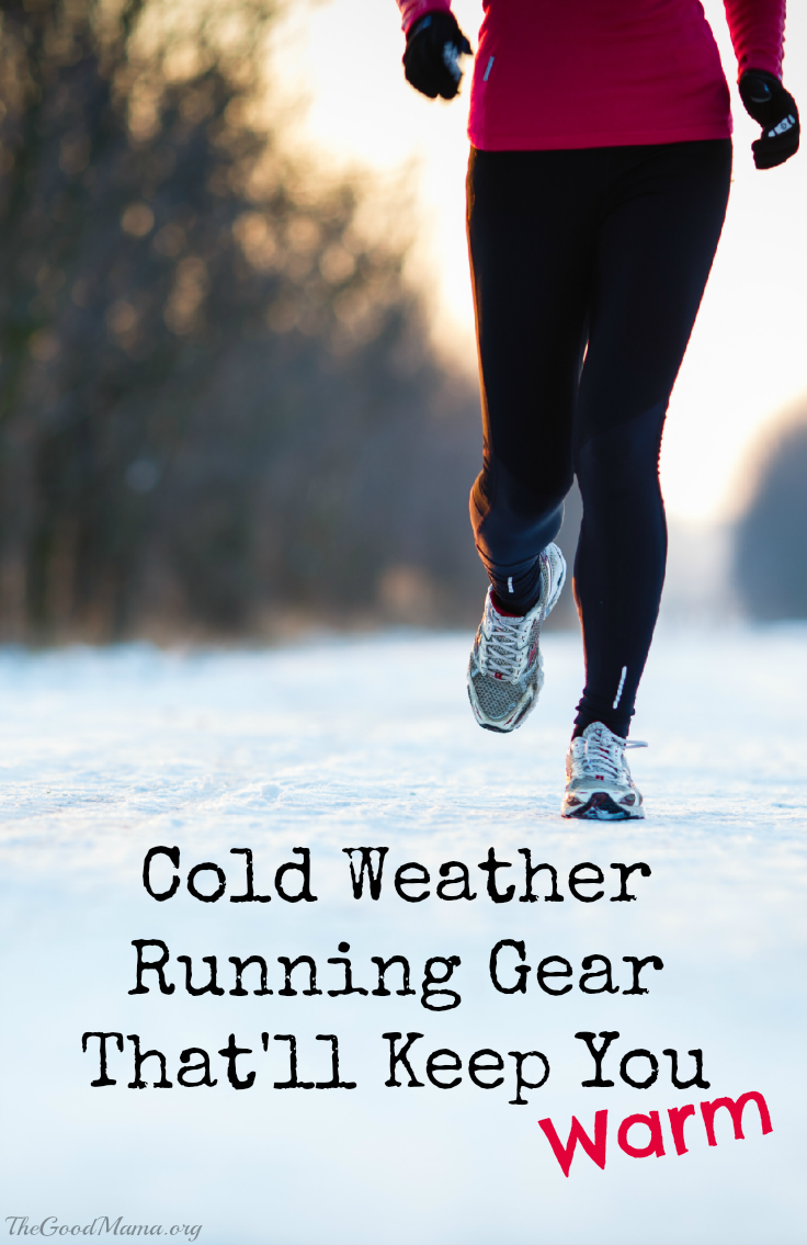 Cold Weather Running Gear that'll Keep you Warm!