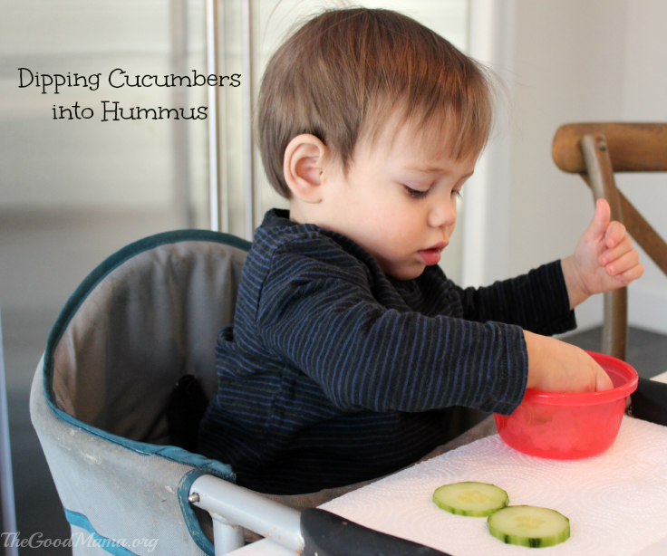 How to get your Toddler to eat more Veggies: part 2
