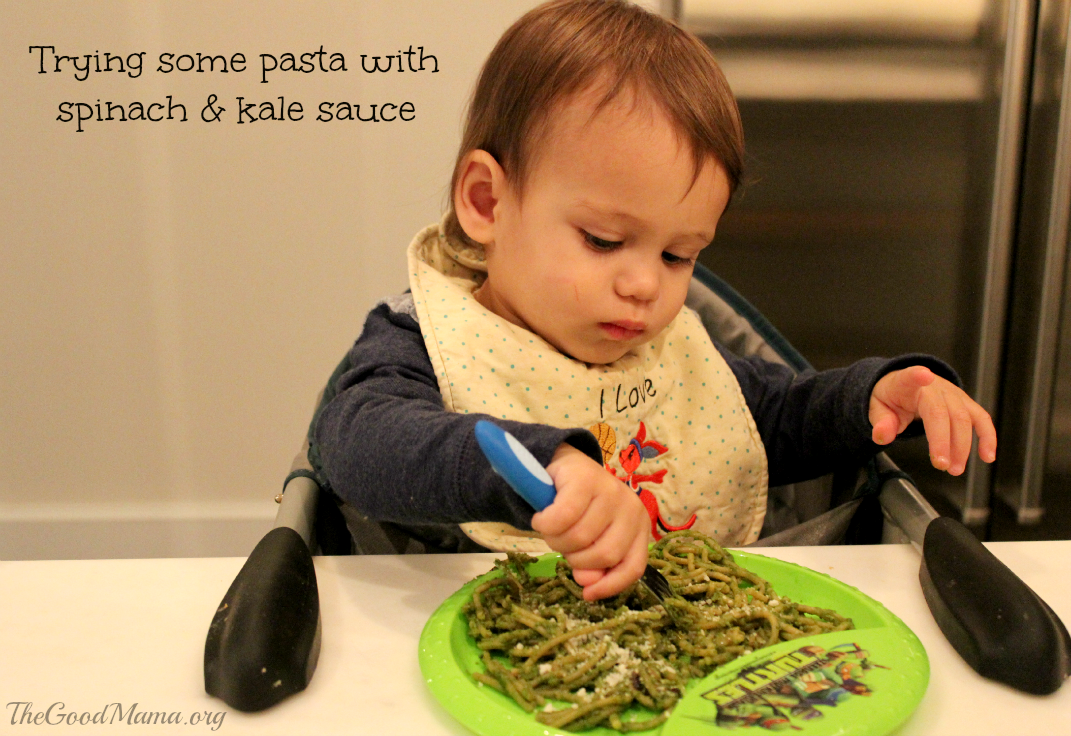 How to get your Toddler to eat More Veggies
