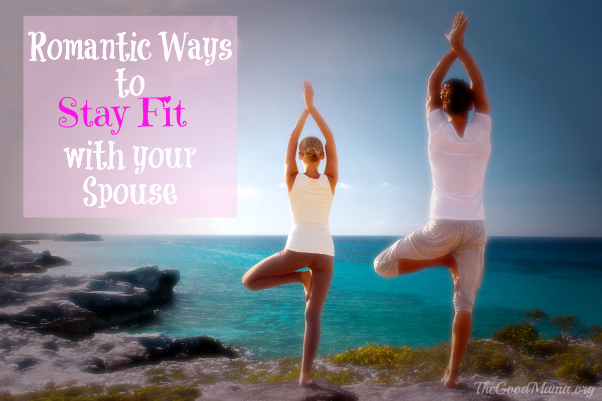 Romantic Ways to Stay Fit with your Spouse