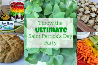 Throw the Ultimate Saint Patrick's day party