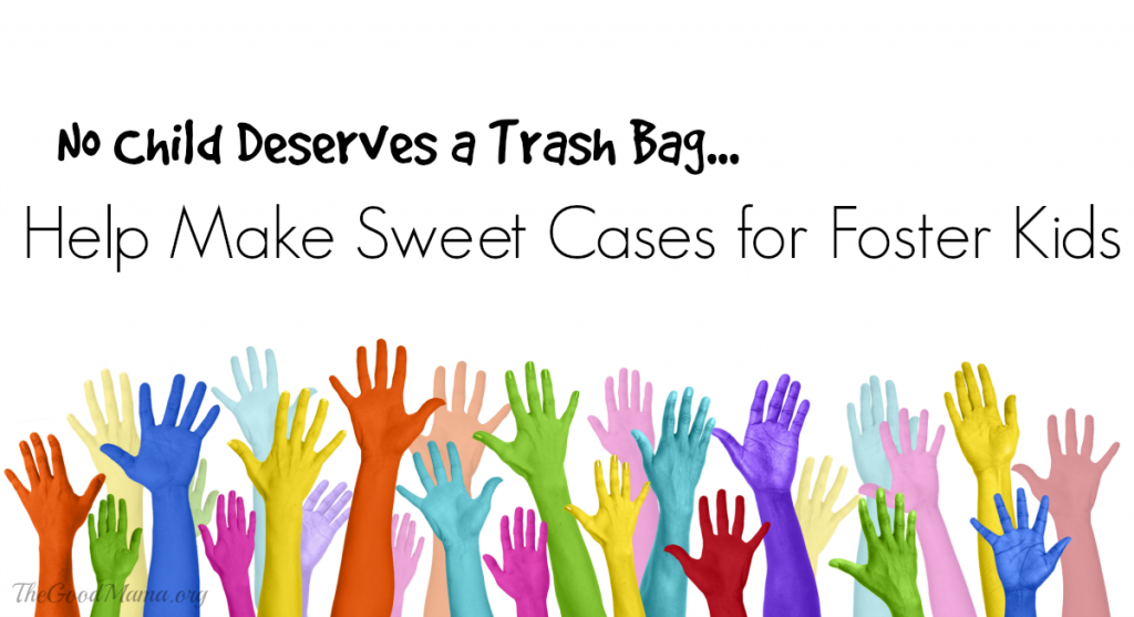 Help Make Sweet Cases for Foster Kids