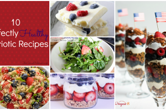 10 Perfectly Healthy Patriotic Recipes