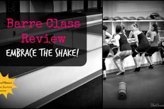 Barre Review Class- Embrace the Shake!