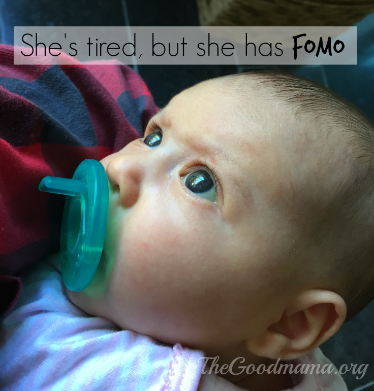 12 Signs Your Baby Has FOMO