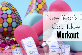 New Year's Eve Countdown Workout