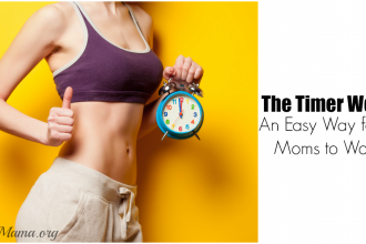The Timer Workout: An Easy Way for Busy Moms to Workout