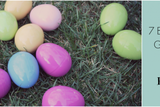 7 Easy Toddler Games to Play With Plastic Easter Eggs