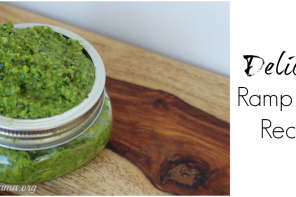 Delicious Ramps Pesto Recipe