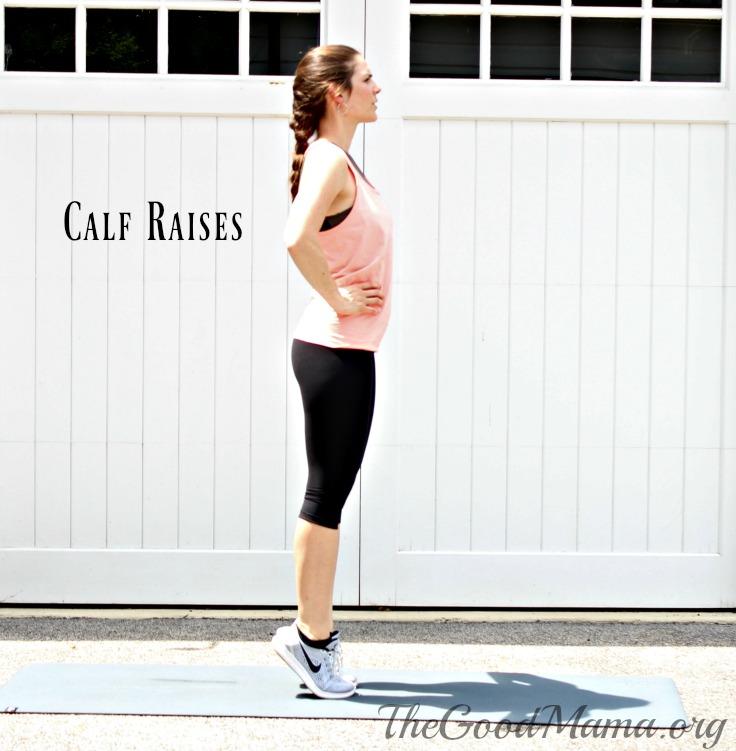 balance-exercises-calf raises