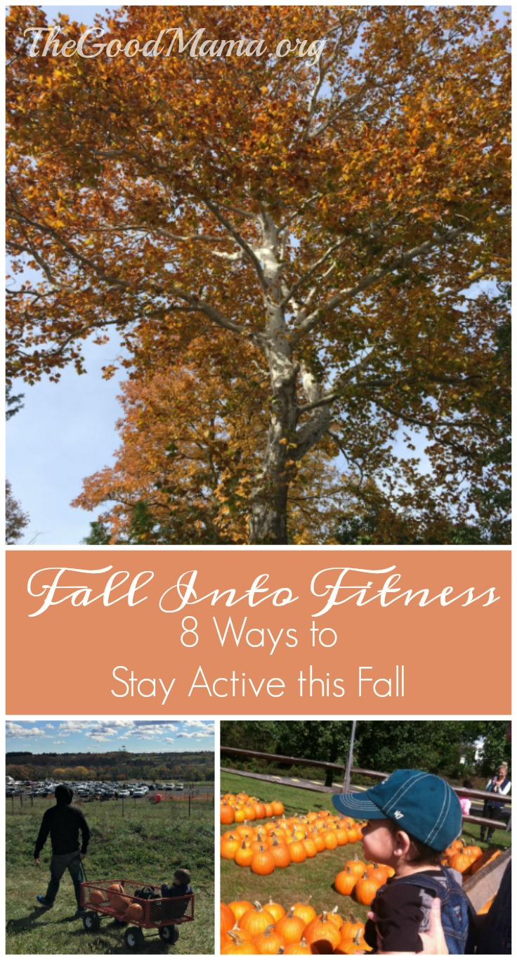 Fall Into Fitness: 8 Ways To stay active this fall