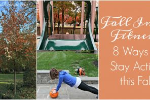 Fall Into Fitness: 10 Ways to Stay Active This Fall