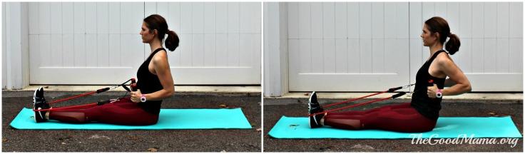 Straighten your posture