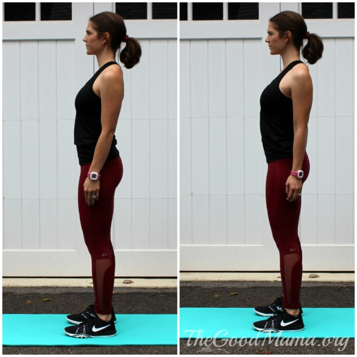 Straighten up your posture with shoulder packing exercises