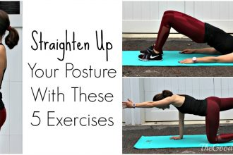 Straighten up your posture with these 5 exercises